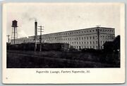 Naperville Il Railroad Boxcars @ Lounge Chair Factorywater Tower And Smokestack