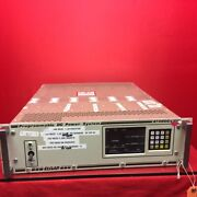 Elgar At8000 Programmable Dc Power Supply System At8-06-14-01-01-1065 276