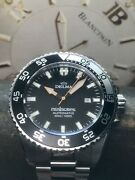 Delma Periscope 45.5mm Swiss Eta Automatic 500m Diver Stainless Steel Sold Out