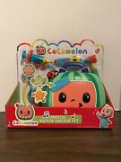 Cocomelon Feature Roleplay Musical Checkup Case 4pc With Sound Free Shipping