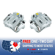 Rear Brake Calipers For Ford Excursion F250 F350 Super Duty Pickup 4wd Rwd