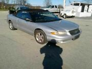 Steering Gear/rack Power Rack And Pinion Convertible Fits 96-00 Sebring 1112186