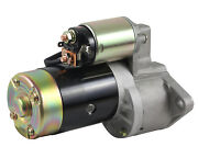 Starter Fits Ford Tractor 1710 1715 1720 2120 Shibaura Sba185086410 M2t54085