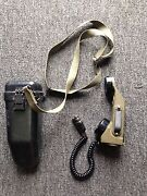 Military Field Phone Telephone Set A-1/pt And Case