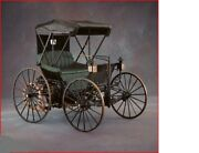 Henry Ford's First Built Concept Car Before Model T Metal Body 1a24gt40f150t18