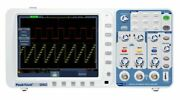 Peaktech P1260 Digital Storage Oscilloscope 200 Mhz 2 Channels 2 Gs/s Dso