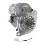 New Imi Preformance Starter Fits Ford Tractor 7700.87 7610.771 4000 16608n-m50
