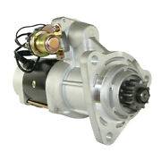New 12t 12v Starter Fits Volvo Md/hd Truck Acl42/acl64 Series 1996-2002 8200291