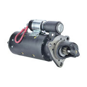 New Starter Fits Case Power Unit 504d Trencher 475 Wheel Loader W14 A47472