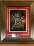 Disney Cruise Lines Pirates Of The Caribbean And039the Legend Lives Onand039 Art Le 250