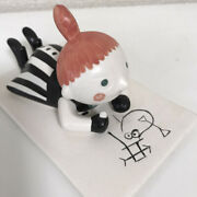 Arabia Moomin Series Little My Pottery Figure Discontinued Shipping From Japan