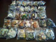 Complete Set Star Wars Toys, Vehicles And Figures W/ Darth Vader Burger King Rare