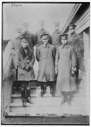 Lieutenant W.j. Reedmajor J.g. Thornellcaptain Dale Mabrymilitary Officers