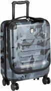 Victorinox Spectra 2.0 Dual Access Global Unisex Carry-on Spinner Luggage