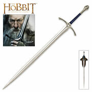 Lord Of The Rings Officially Licensed The Hobbit Glamdring Sword Of Gandalf Lotr