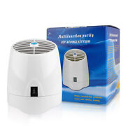 200mg/h Home Office Fresh Air Lonic Purifier Ionizer Ozone Generator With Aroma