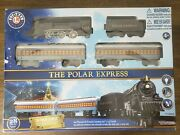 Polar Express Lionel Mini Ready To Play Train Set Battery Operated New No Box