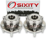 Pair 2 Front Wheel Bearing Hub Assembly For Ford Taurus 1996 - 2007 Left Us