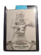 2012 Topps Sterling Russell Wilson Rc Rookie 1/1 Printing Plate