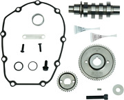 Sands Motorcycle 540 Gear Drive Camshaft Kit 17-20 Harley M8 Touring Softail Flhx