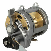 Shimano Tyrnos 20 Lb Double Speeds Fishing Reel For Fishing A Trolling King
