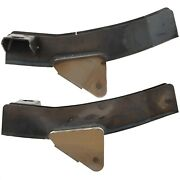 For 97-06 Jeep Wrangler Tj Lh Rh Front Set Trail Control Arm Frame Rust Repair