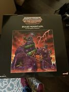 Super7 Masters Of The Universe Classics Snake Mountain Playset Sealed Misb