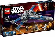 Lego Star Wars Resistance X Wing Fighter Of 75,149