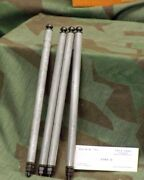 Panhead Aluminum Alloy Pushrods. 53 - 65 Hydraulic Lifters . Made In Usa.