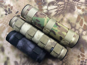 Suppressor Cover/wrap - Strap Style 1.00 To 2.0 Dia X 4 To 12 Length