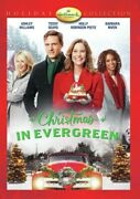 Christmas In Evergreen Sealed New Dvd Hallmark Channel Holiday Collection