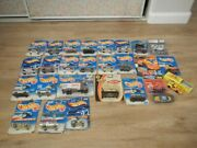 Hot Wheels And Matchbox And Other Vintage Set Of Qty 31 Cars Great Collectibles