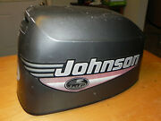 Johnson Evinrude 1999 Top Cowl Engine Cover Hood 25 35 Hp 3 Cylinder Outboard