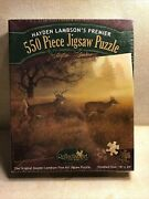 Hayden Lambsonand039s Premier Puzzle 550 Piece You Snooze You Loose New Sealed 2001