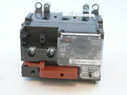 Square D 9065sf120 Solid State Overload Relay 9-27 Amp Motor Logic