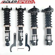 32 Way Mono Tube Coilover Suspension For Mitsubishi Mirage 97-01 Cj4a