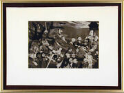 Charles Bragg - Procession Etching Signed Proof Fifth State Circa 1965