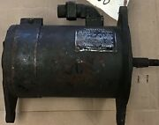 Military Delco Remy 24v Generator Model No1105993 Early Prototype Extremely Rare