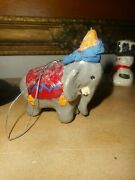 Midwest Of Cannon Falls, Penny Mcallister Circus Elephant Ornament