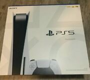 Sony Playstation 5 Ps5 Disc Version In Hand Ready To Ship Free 1-2 Day Shipping