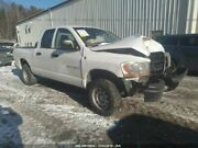 2006 - 2008 Dodge Ram 1500 Rear Axle Assembly 4x4 4wd 3.55 Ratio