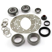 9 Ford Rear End Ring And Pinion Bearing Installation Rebuild Kit 3.06 Carrier