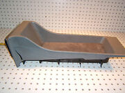 Mercedes Early W126 Sec Rear Seat Gray Open Style Oe 1 Console And Asht1268430707