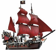 The Lego Disney Pirates Of The Caribbean 4195 Queen Anne's Revenge Misb T12