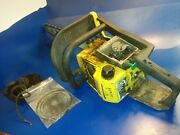 Parting Out Mcculloch Pro Mac 610 Saw Chainsaw Parts