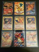 🔥charizard Pokemon Card Lot🔥very Rare Cards Invest Now 📈