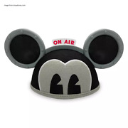 Mickey Mouse Light And Sounds Ears Hat Limited Designer Collection Bret Iwan