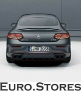 C 43 Amg Facelift Diffuser C-class 205 Coupandeacute And Convertible Night Package New