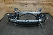 Front Bumper Radiator Support Assembly Oem Bmw G11 G12 7-series 740 750 760 16+