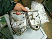 1950 1962 Cadillac Partition Limousine Rear Seat Window Switch Panels Randl